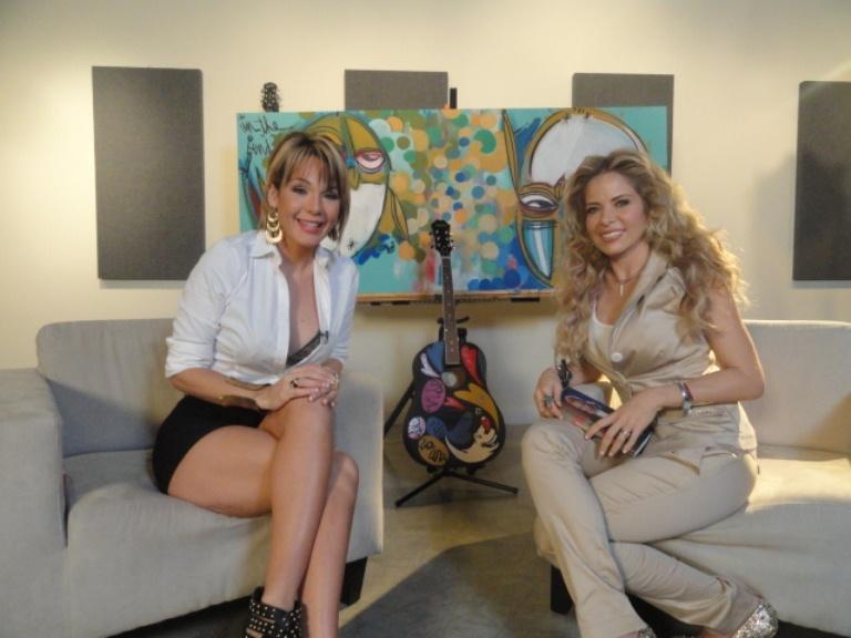 Gloria Trevi, anuncia concierto en Santo Domingo |