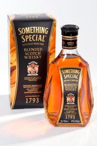 whisky escocés Something Special
