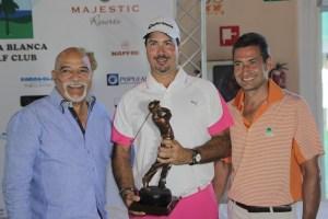 1.- Francisco Melo Chalas, Marcel Olivares y Teddy García (2)