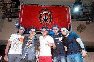 Banda Dronk (Ganadores) 2