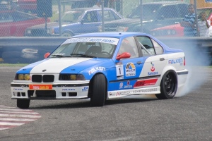 Juan Almonte, Gana 2do. Round de Drift