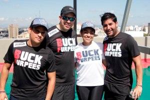 3.-Franklin Castillo, Florencio Salazar, Yelitssa Navarro y Carlos Grateor