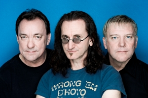 La banda Rush