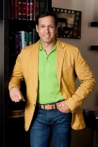 Leonardo de León, guionista y productor ejecutivo película Quiero ser Fiel.