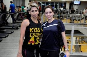 2.-Vilma Sosa y Ariana Rosario