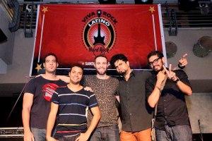 Banda Capital, ganadores de la Final Nacional de Viva Rock Latino 2013