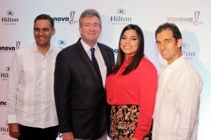 Juan Vicens, Hector Concari, Victoria Naut y Jorge Urgal (PRINCIPAL 3)