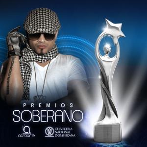 Don Miguelo en los premios Soberano