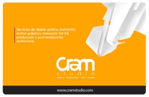 Logo Cram Studio en JPG