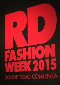 RD Fashion Week 2015