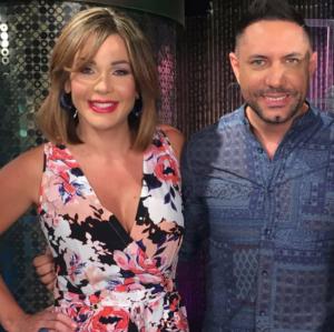 Luz Gracia y Marcos Yaroide