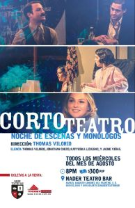 CORTO TEATRO 2
