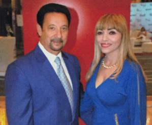 Anselmo Guzman y Johanny Peña