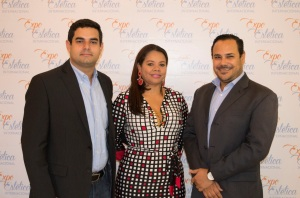 A PRINCIPAL DR. CARLOS CANELA, FIOR AQUINO Y DR. MANUEL VALERIO