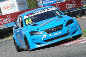Alfredo Najri ganador segunda carrera DTS