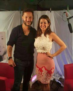 Diego Torres y Dafne Guzman