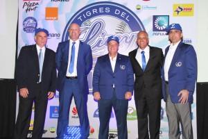 PRINCIPAL_Domingo Pichardo, Manny Acta, Miguel Angel Fernandez, Lino Rivera ,Ricardo Ravelo