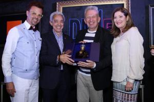 PRINCIPALSócrates Mckinney, Luis Concepción, Jean Paul Gaultier y Mirka Morales