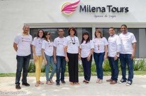 2. Representantes de Milena Tours