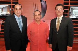 1.- Principal.- Fernando Cantisano, Antonio Imbert y Manuel Diez