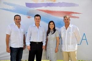 1.- (Principal.) Fernando Cartisano, Manuel Diez, Marialejandra Gonzalez y Guillermo Strofer