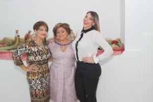 A. PRINCIPAL Loudes Rodriguez, Nancy Rodriguez y Hony Estrella