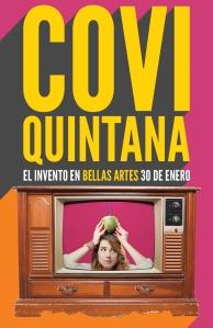 Covi Quintana En Bellas Artes